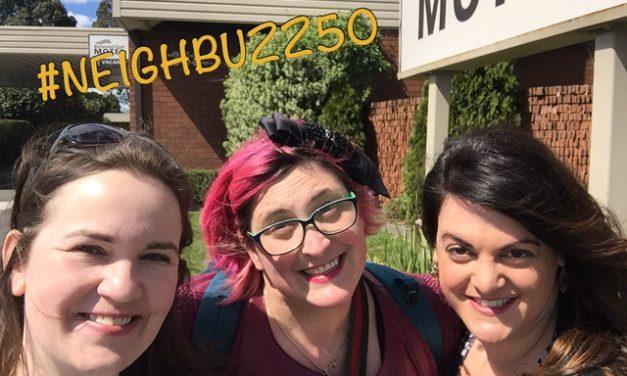 Neighbuzz Episode 50 – The Limber Ladybird