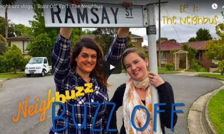 Vaya & Kate go to Ramsay Street
