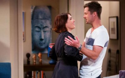 The 6 sexiest moments on Neighbours this week…
