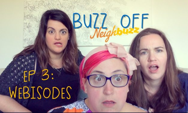 CJ, Kate & Vaya Review the Webisodes