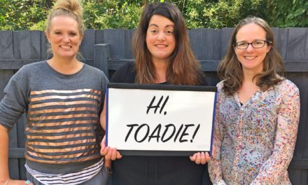 NEIGHBUZZ EPISODE 57 – HI, TOADIE