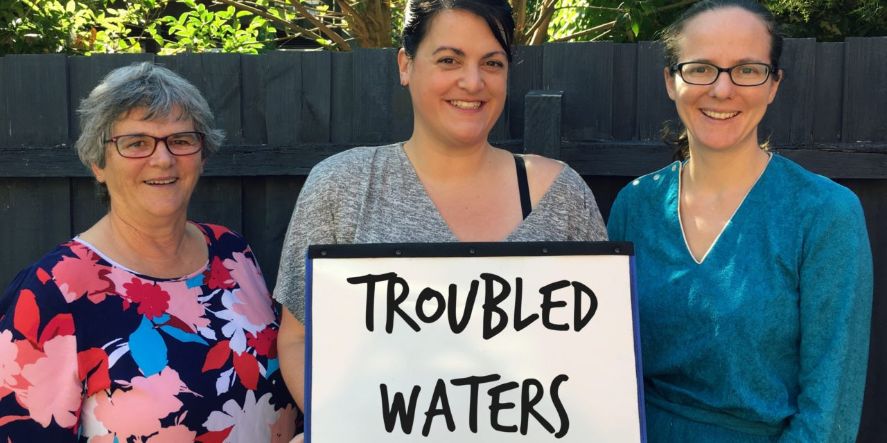 NEIGHBUZZ EP 62 – TROUBLED WATERS