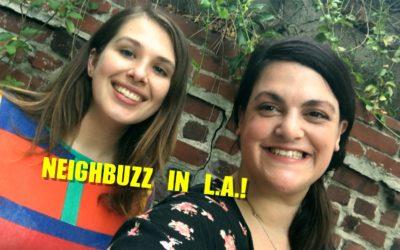 NEIGHBUZZ IN L.A. w/ Erin Mallory Long