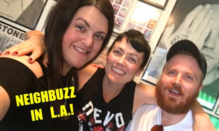 NEIGHBUZZ IN L.A. w/ APRIL RICHARDSON & GARETH REYNOLDS