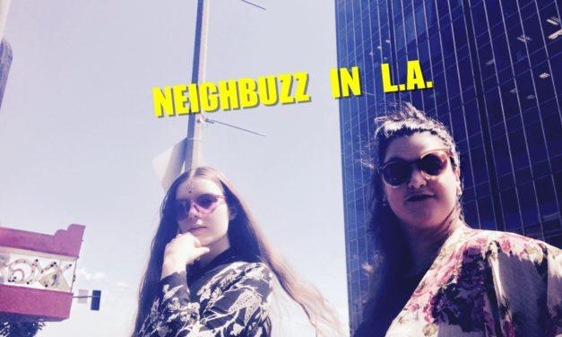 NEIGHBUZZ INTERVIEWS SIANOA SMIT-MCPHEE (BREE!)